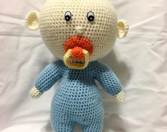 Crochet Baby stuffed toy