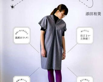 Easy to Cut and Sew Nice Looking Dresses - Japanese Craft Pattern Book