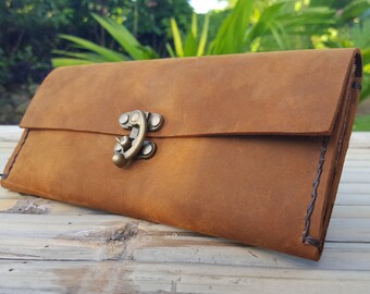 Womens Boho Wallet // Boho Wallet Womens // Bohemian Wallet // Women Bohemian Wallet // Women's Brown Wallet // Brown Leather Wallet