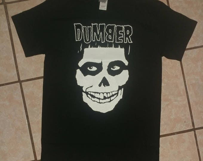 Featured listing image: Lloyd ChristMisfits DUMBER ( misfits x dumb and dumber ) t-shirts