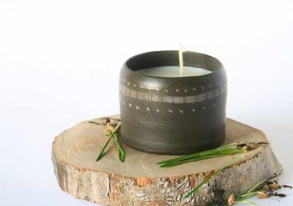 Kuschelige Kerze. Herzstück Für Unnötig Tisch. 40. Jahrestagsgeschenk Für  Eltern. Housewarminggeschenke, Die Glück Bringen