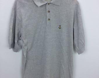 Vintage 90s YSL Yves Saint Laurent Polo Shirt Size L