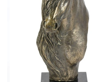 Fell Pony, horse marble statue, limited edition, ArtDog