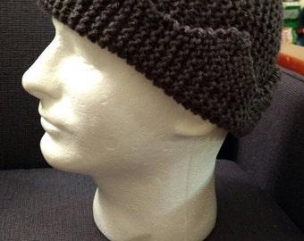 Knitted Jughead Hat