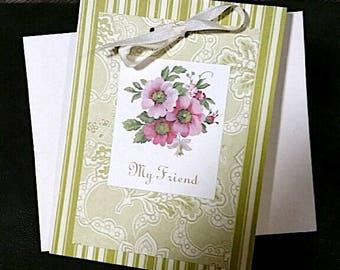 My Friend Greeting Card