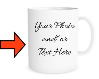 Personalized mug, gift for her, gifts for him, birthday gift, valentines gift, sister gift, best friend gift, custom coffee mug, funny mugs