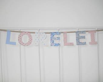 Large Garland name 7 letters Lorelei