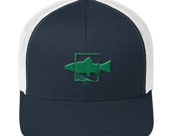 JBH Designs Trademark Hat (Green Logo)