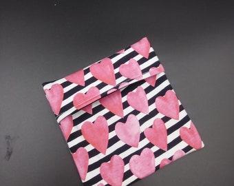 WhoosInUrPanties PUL Lined Pad Wrapper