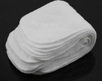 Three-layer 100% Cotton Reusable Baby Towels