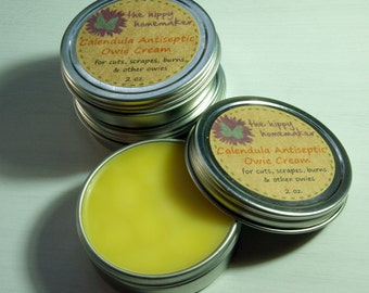 Salvation Salve - Antiseptic Owie Salve -  2 oz. Tin - Eco Friendly packaging