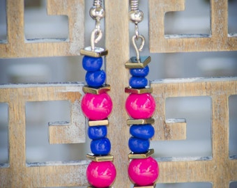 Studio 54 - Dangle Earrings