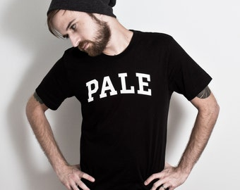 PALE T-Shirt. Yale University Parody Tee.