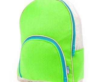 Loop Backpack Neon Green
