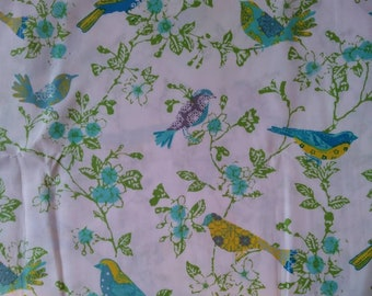 Pretty little birdies fabric.
