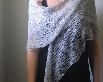 EIDOLON Shawl Pattern PDF
