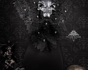 Demon Skull Collar