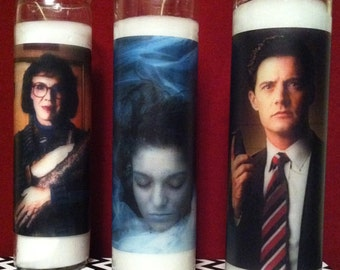 Twin Peaks Candles 3 Pack