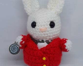 Crochet Mini Classic Literature Characters