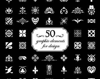fleur de lis svg,eps,dxf,png,ornate element,floral,scroll,border,antique ornament,decor,decorative,wedding,clipart,clip art,cut files