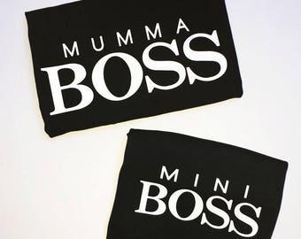 Mumma & Mini Tshirt Set