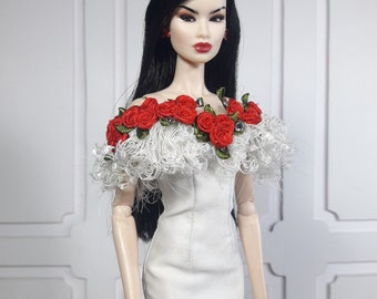 """ROSIORI - Fashion for FR2, Barbie and the same size 12"""" Doll"""