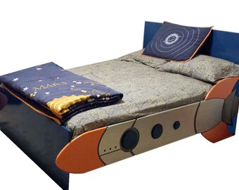 Ultimate Rocket Bed