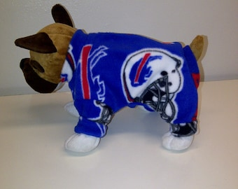 "Small  ""Buffalo Bills"" fleece lounge wear"