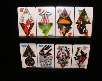 TAROT ORACLE CARDS