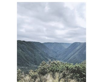 Pololu Valley Lookout - Instant Download