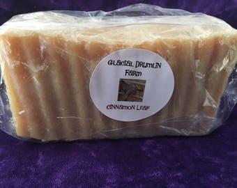 Goat Milk Soap - Cinnamon Leaf