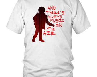 Little Man Dancing Man Red Room Poster Tv Show
