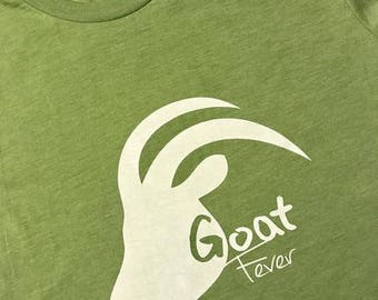 Goat Shirt Goat T-Shirt Goat Tshirt Goat Fever