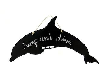 Dolphin Chalkboard