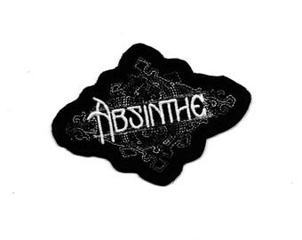 Absinthe Patch! Custom Made!