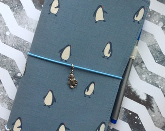 IN STOCK - Fabric Cover Fauxdori - Funny penguins