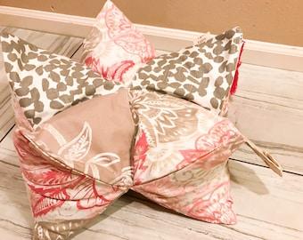 Lotus Meditation Pillow, Meditation cushion, Yoga cushion, Yoga Prop, Zafu, Floor pillow, Supportive Pillow, Restorative Prop, Buckwheat