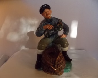 Royal Doulton Figurine the Lobster Man HN2317 Sea Characters series