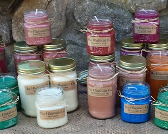 12 Month- Candle of the Month Club, subscription, gift, gifts, holiday, birthday, present, monthly