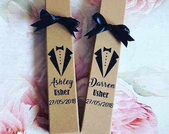 Cigar box, best man, usher, father of the bride, wedding, groomsmen,present, gift, thankyou, will you be my, personalised, custom.