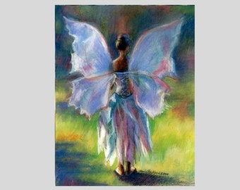 The Serene Fairy (8x10 print)