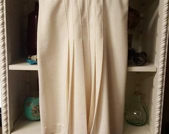 Vintage 1970's Pleaded Skirt