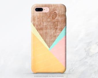 iPhone 8 Case iPhone X Case iPhone 7 Case Wood Chevron iPhone 7 Plus iPhone 6s Case iPhone SE Case Galaxy S7 Case Galaxy S8 Plus Case I148