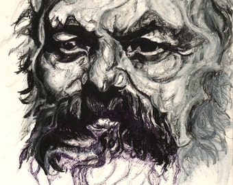 KARL MARX poster reproduction 11'' by 17''