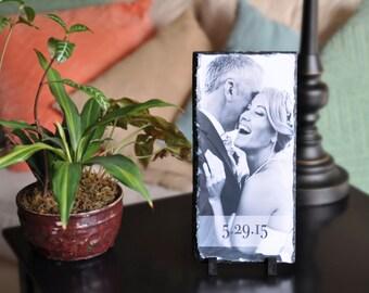 Wedding Anniversary Gift, Wedding Gift, Anniversary Gift, Wedding Photo Plaque, Wedding Photo Art, Anniversary Photo Art, Anniversary Photo