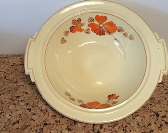 Grays pottery serving bowl