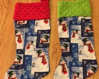 Christmas Theme Stockings
