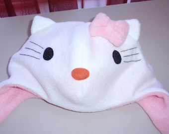 Hello Kitty Aviator Hat