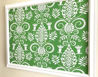 Green Pin Board Jewelry Board Bulletin Board