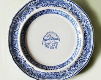 """Lovely Vintage Copeland Spode W69 Heritage Dinner Plate - 10 1/4"""" Diameter"""